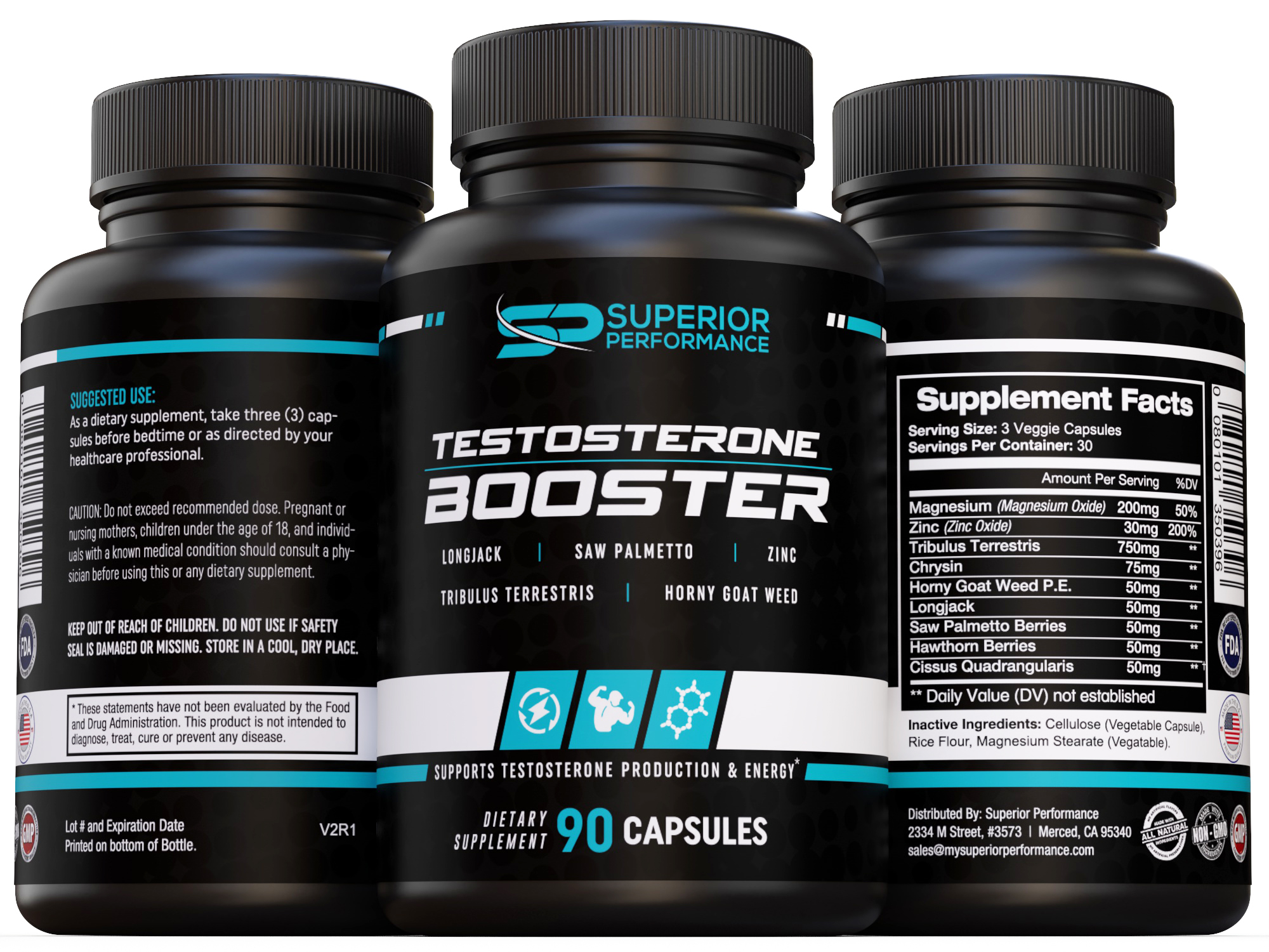 Testosterone Booster – Superior Performance
